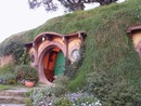 Casa Baggins a Hobbiton Movie Set - Auckland