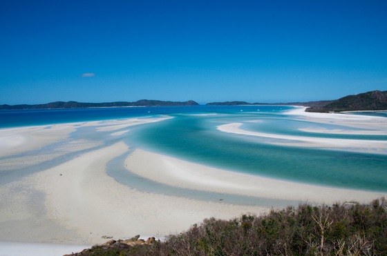 Australia - Withehaven Beach - di vhoe
