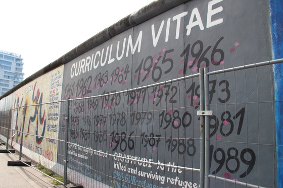 Austria - East side gallery - di silvia.B
