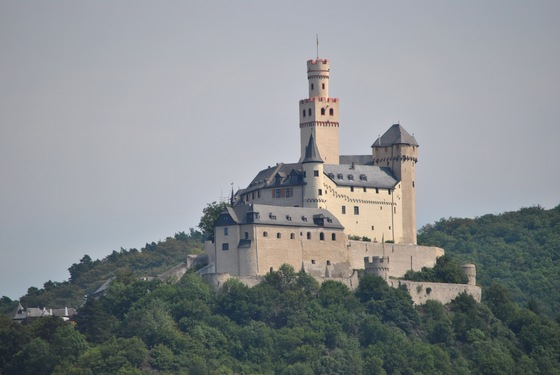 Baden-Württemberg - Castello sul Reno - di madeinflorence