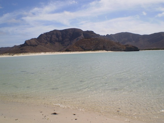 Baja California Sur - playa balandra - di rondy