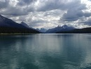Maligne Lake - banff national park