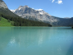 Emerald Lake, Banff N.P., Canada - banff national park