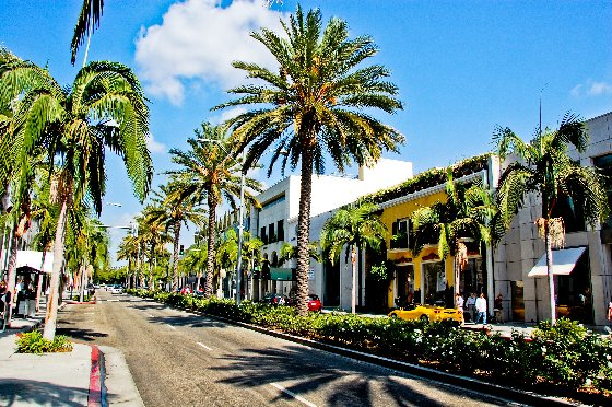 Beverly Hills - Rodeo Drive - di ercice