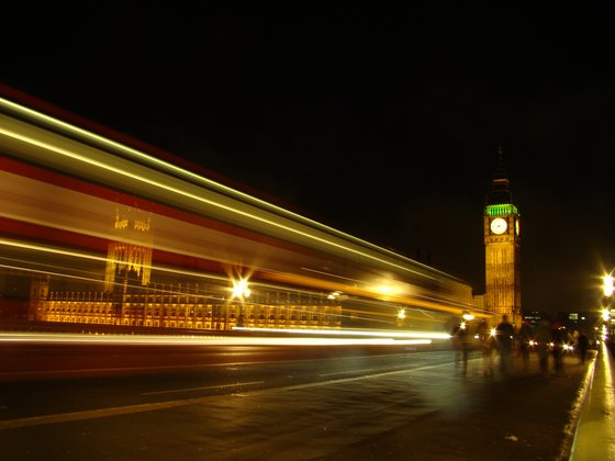 Big Ben - Big BUS ben - di Rub