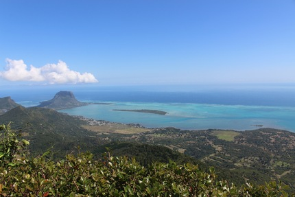 panorama da black river peak