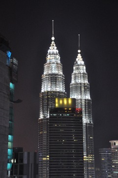 Petronas towers - Borneo