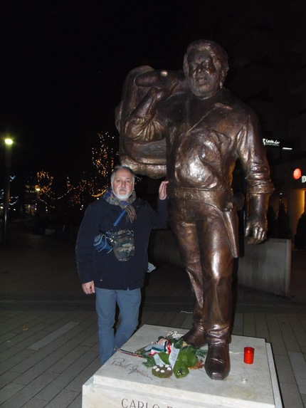 con Bud Spencer