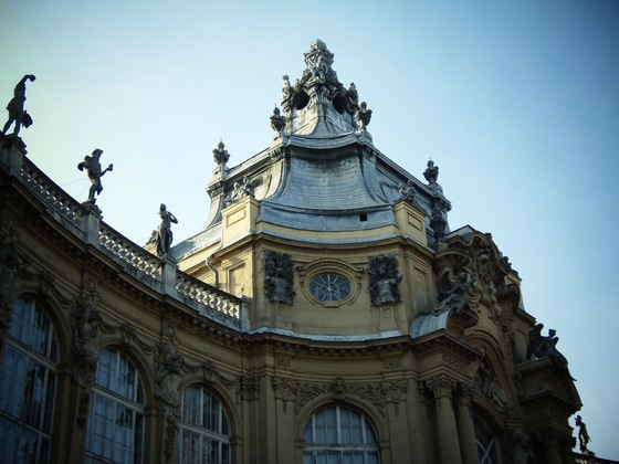 Budapest - Budapest: five meters from here - di Gherardo