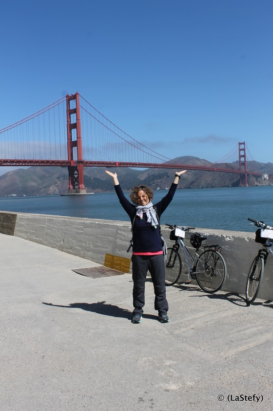 California - Golden Gate - di Stefania Marta Piscopo