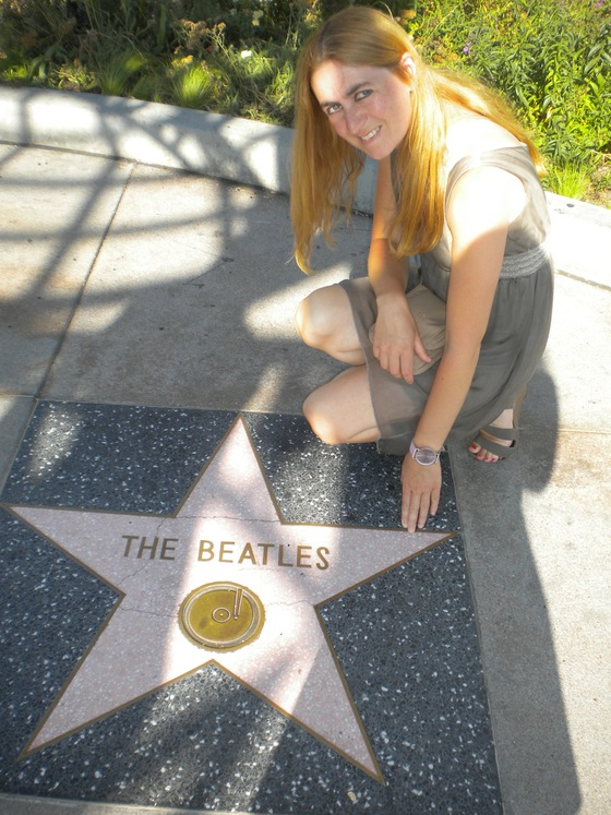 California - Stella The Beatles - di oliver333