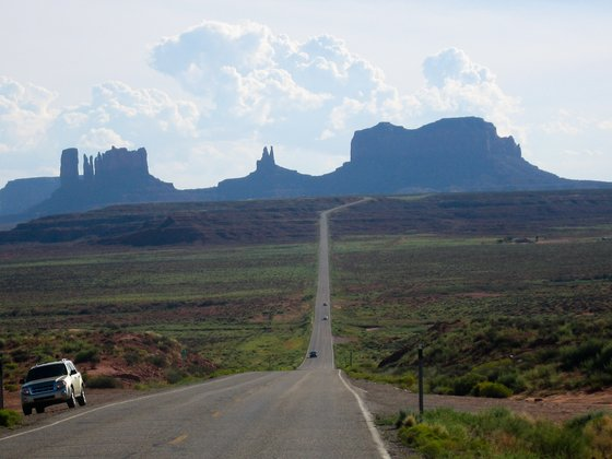 California - Monument Valley - di jackvis