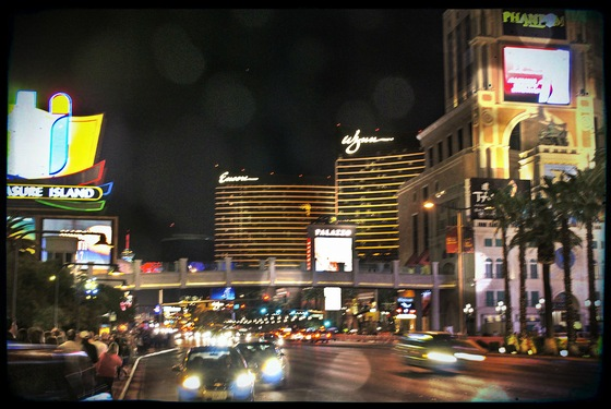 California - Las Vegas Strip - di andre_stefy