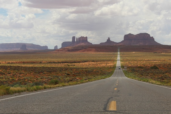 California - Monument Valley - di SimTiz