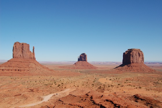 California - monument valley - di paolof