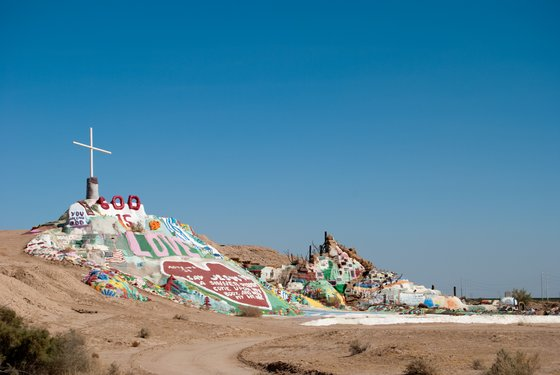 California - Salvation Mountain - di Cero80
