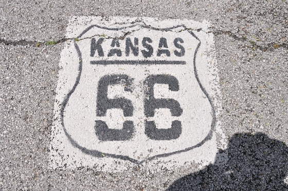 California - kansas route 66 - di GloriaeMarco