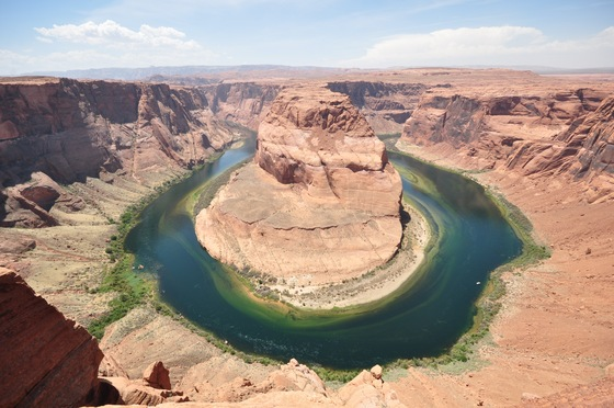 California - Horseshoe Bend - di Debora e Luca