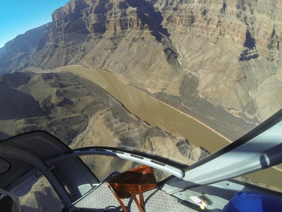 California - Grand Canyon from Helicopter - di daytan_33