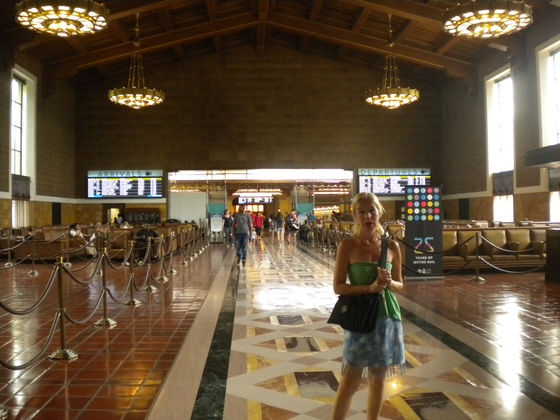California - Sala d'attesa Union Station - di oliver333