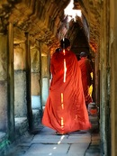 MAGIA IN BAPHUON TEMPLE, ANGKOR SIEM REAP - Cambogia