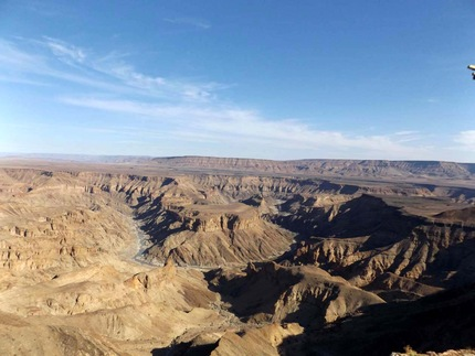 Il Fish RIver Canyon