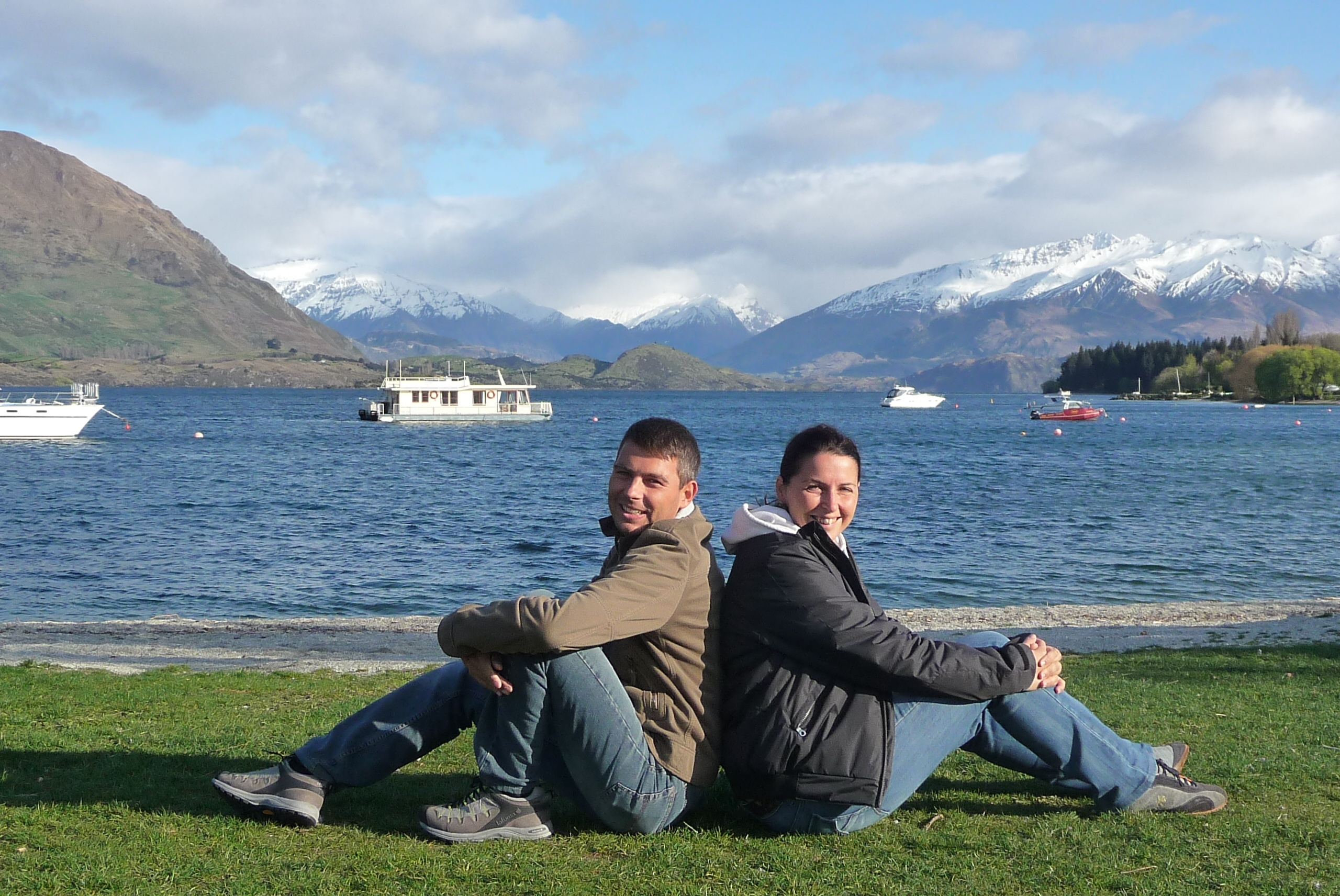 Christchurch - Wanaka