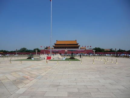 Piazza Tien'An'Men - Beijing