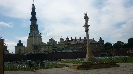 Cracovia e zone limitrofe