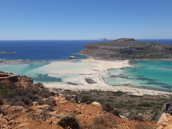 Creta - BALOS BEACH - di elitodesco