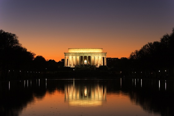 Cultura - Washington D.C., Lincoln Memorial - di Libra