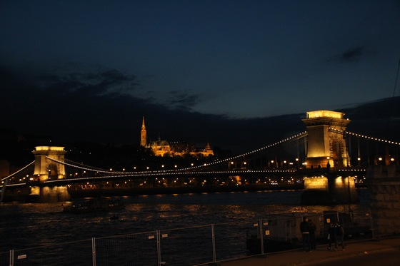 Cultura - Budapest by night - di giancatour