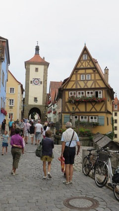 Rothenburg ob der Tauber - Cultura