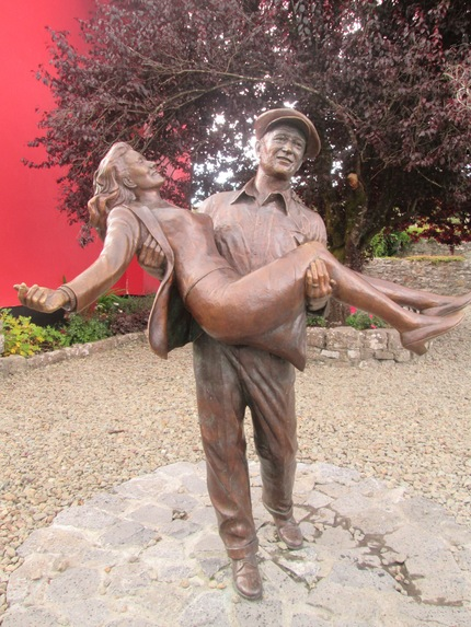 Galway: monumento a O. Wilde