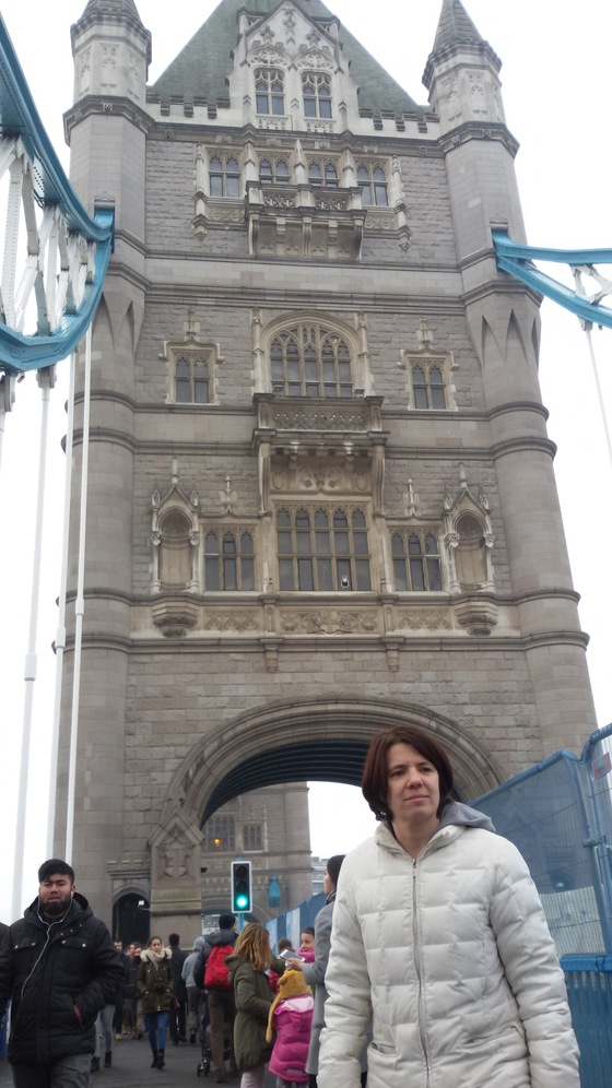 Cultura - tower bridge - di greta020106