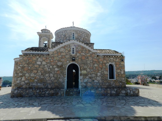Cultura - Protaras: Church of Profitis Ilias - di 19Simone80
