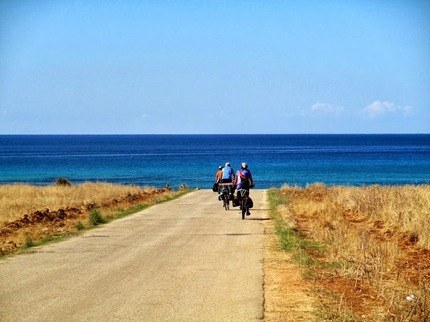 Sicilia Occidentale in bici