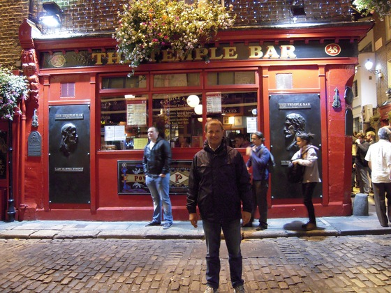 Cultura - The Temple Bar - Dublino - di timsah
