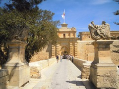 Mdina - Il City Gate - Cultura