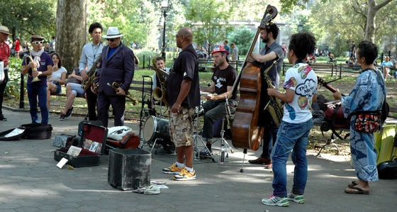Cultura - Washington Square - di tus-operator