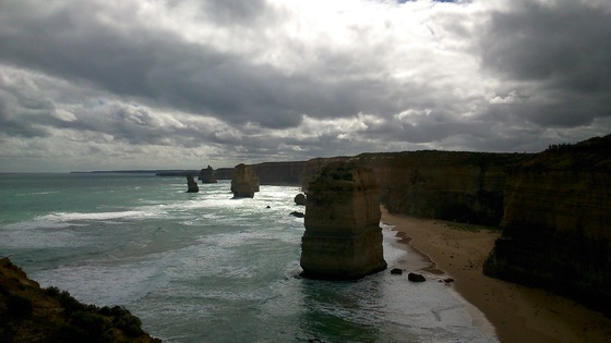 Cultura - Melbourne, Great ocean road - di fabrimano