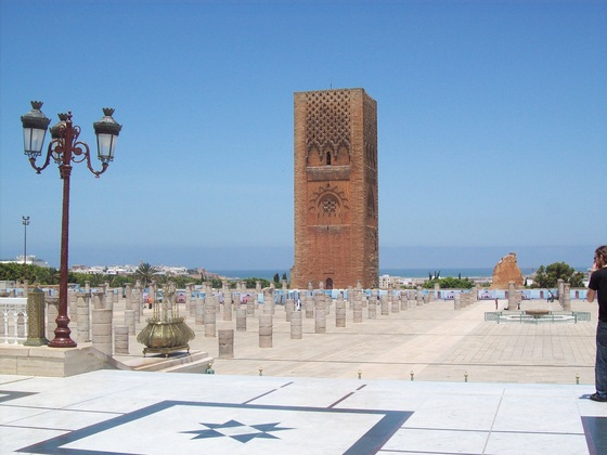 Cultura - WEEK END IN MAROCCO CASABLANCA RABAT - di Schumi98
