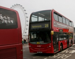London Eye & bus a due piani - Cultura
