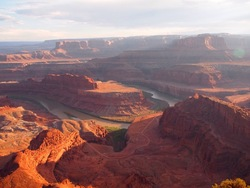 Dead horse point - Dead horse point