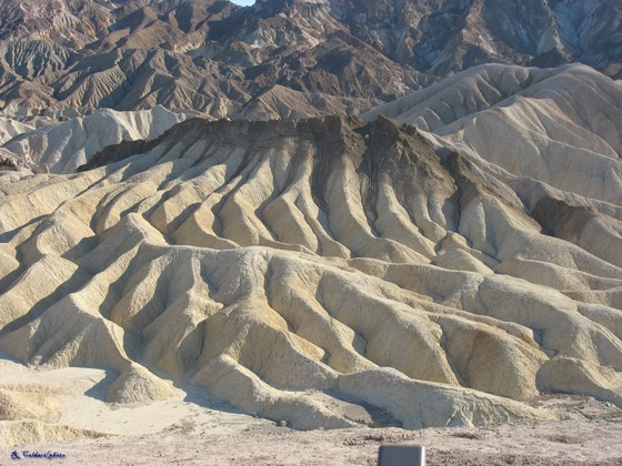 Death Valley - Zabriskie Point - di Fiord
