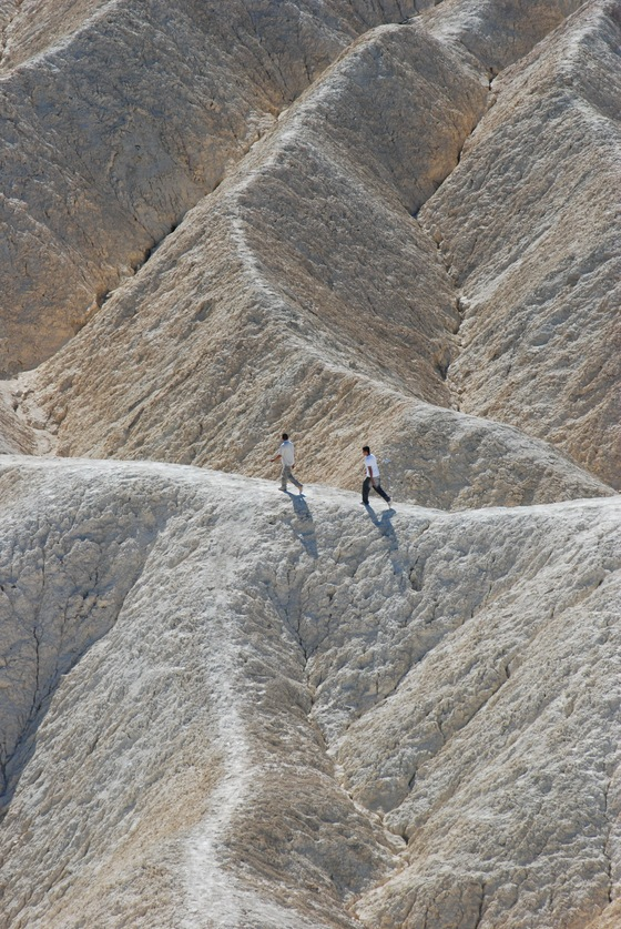 Death Valley - Zabriskie Point - di None