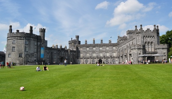 dingle - Il castello di Kilkenny - di mr_grafico