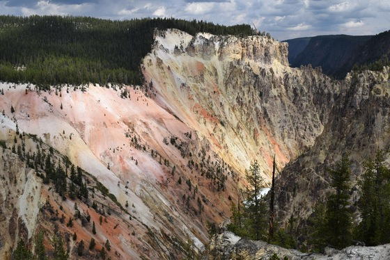 Durango - Yellowstone e Real America. Grand Canyon of the Yellowstone - di Isa&Titti