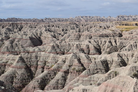 Durango - Yellowstone e Real America. Badlands - di Isa&Titti