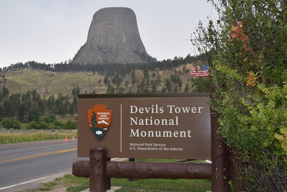 Durango - Yellowstone e Real America. Devils Tower - di Isa&Titti